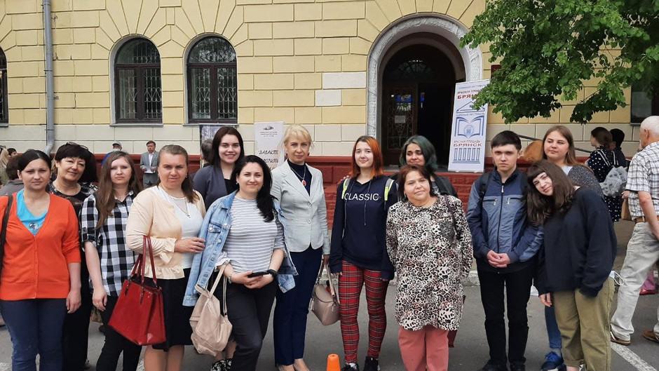 «Красная площадь – Брянск»