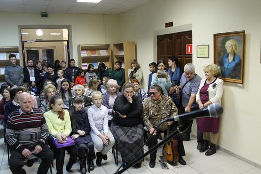 19.11.19 Презентация выставки картин Т.И