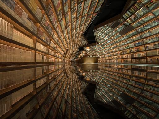 Самые необычные и красивые библиотеки мира