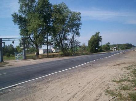 Региональная трасса Брянск-Орел