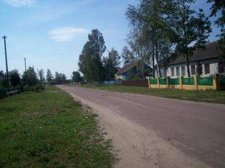 Улица Комсомльская