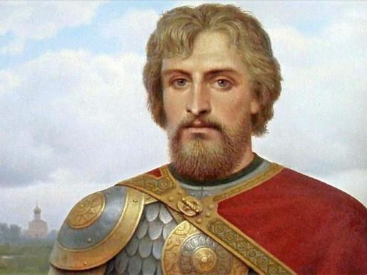 «Святой витязь земли русской»