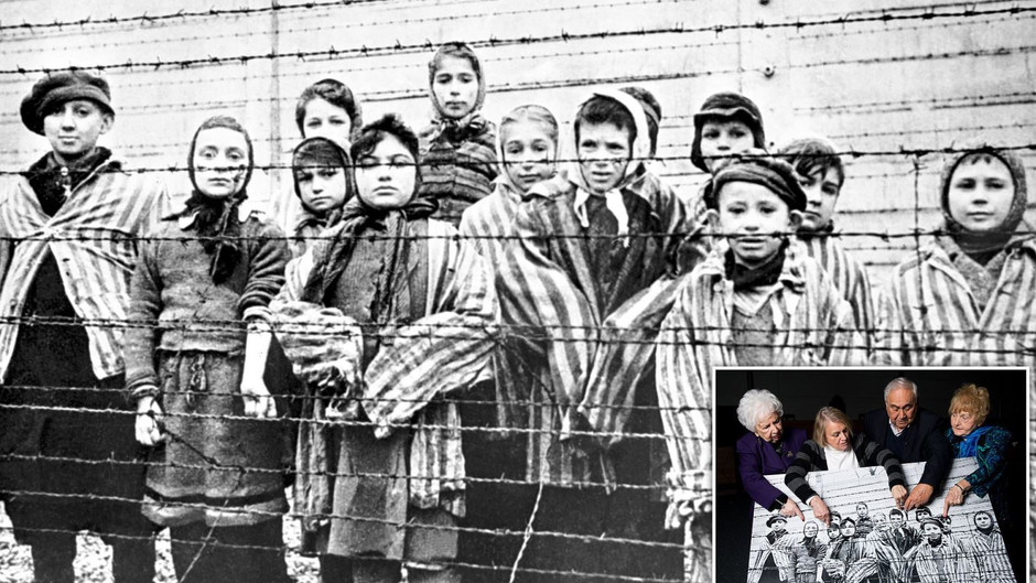 Памяти узникам фашистских концлагерей