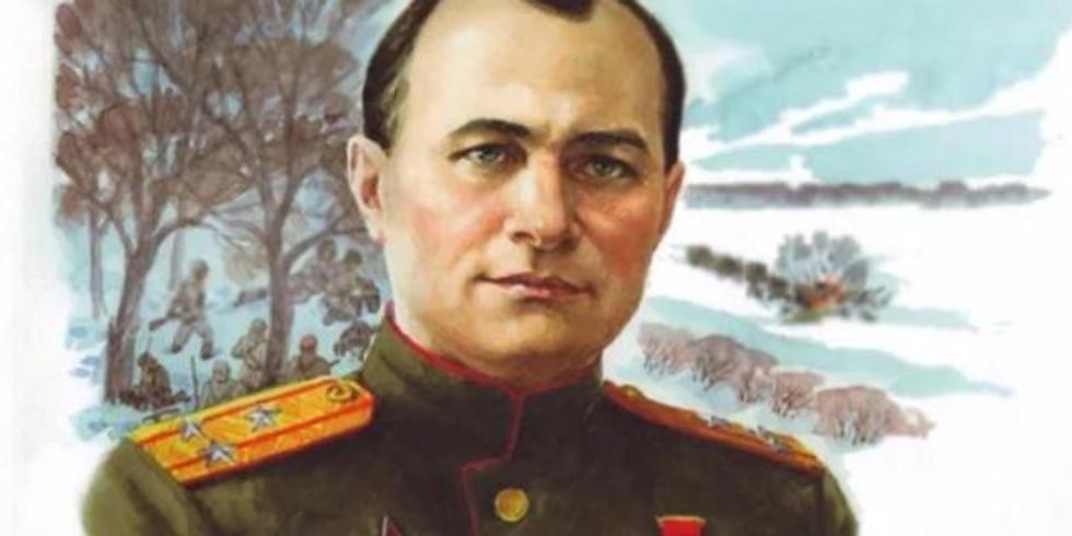 Пресс-информация «Д. В. Емлютин – Герой Советского союза»