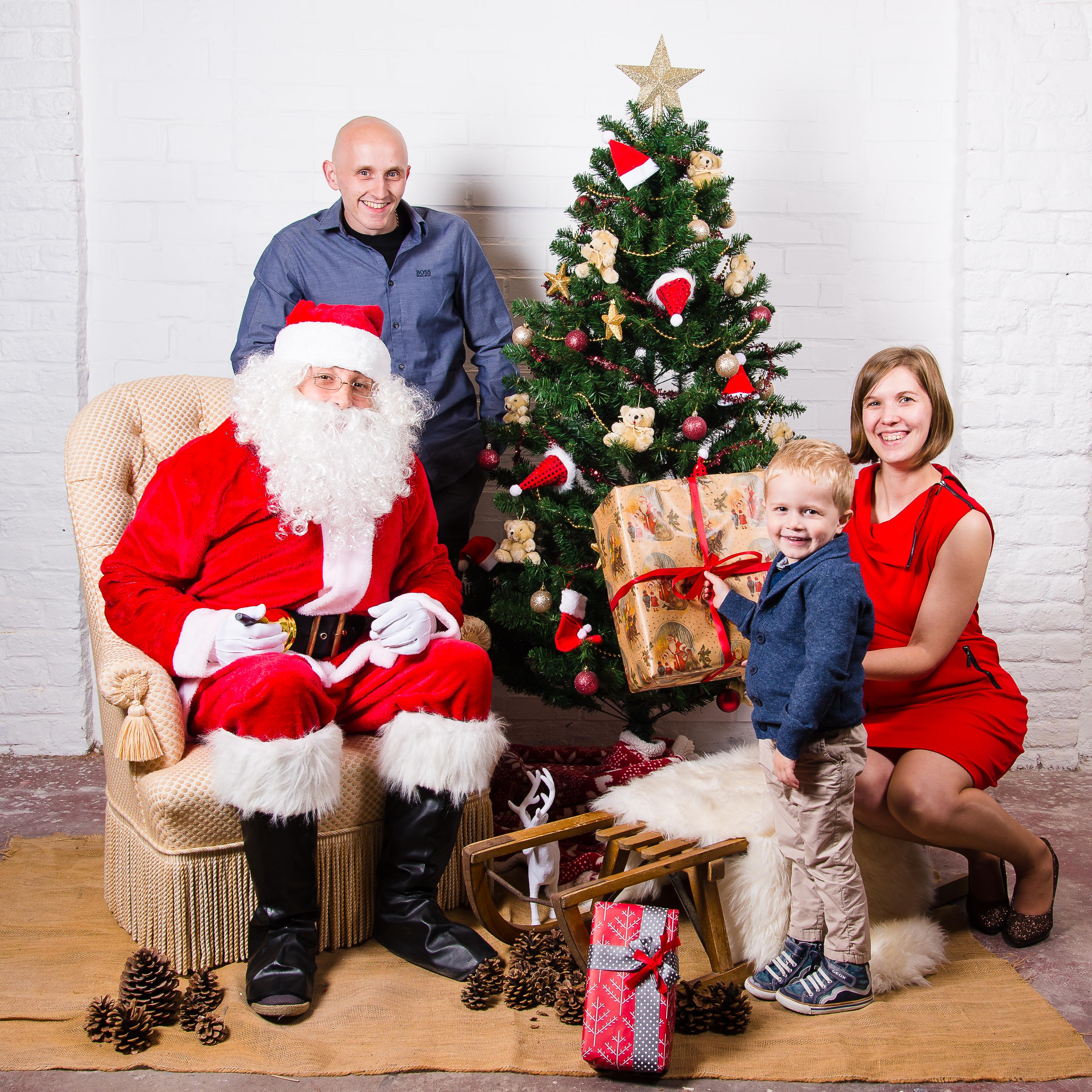 Kerstshoot 2017-Kenny, Charlyne en Vince-6