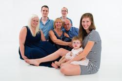 Familie Fotoshoot -2