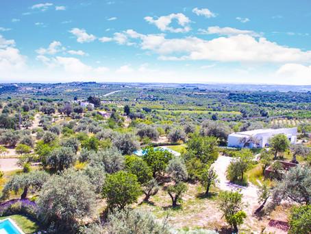 Sicilia in Primavera in una country House una luce meravigliosa in Sicilia a primavera