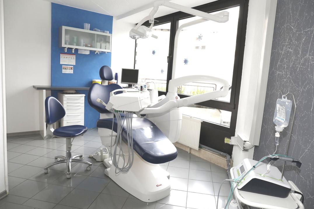 Behandlungszimmer 4