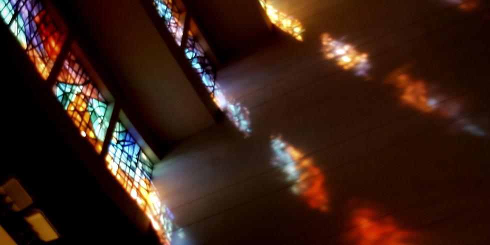 Stain Glass Mosaic Window Workshop
