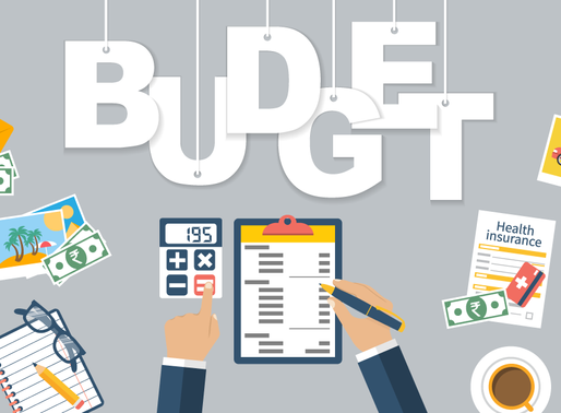 10 Tips For Managing Your Household Budget