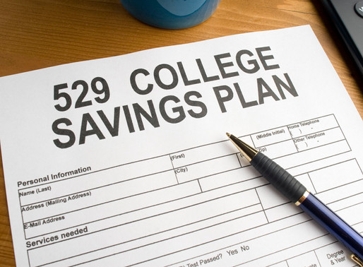 Tips for Getting the Most Benefit from a 529 Plan