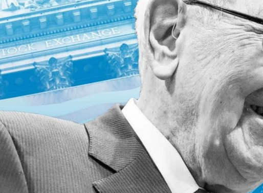 After 4 ½ Years, Warren Buffett is Buying Again