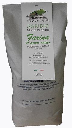 Farina Grano Antico AgriBio 5Kg