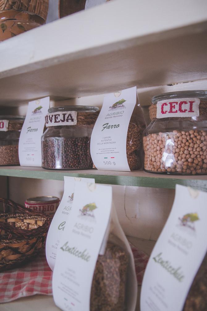Legumi, la loro importanza nella dieta mediterranea