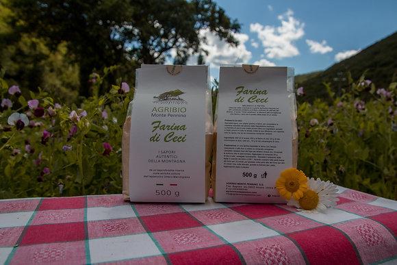 Farina di Ceci Agribio Monte Pennino conf. 500 g