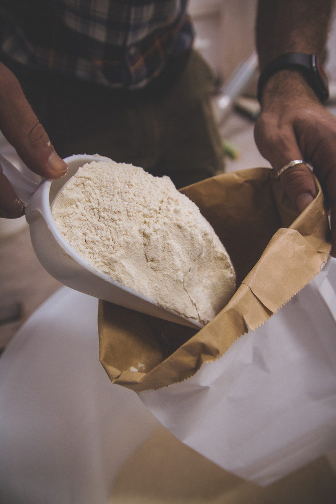 Come conservare la farina: ecco alcuni consigli
