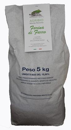 Farina Speciale di Farro AgriBio 5Kg