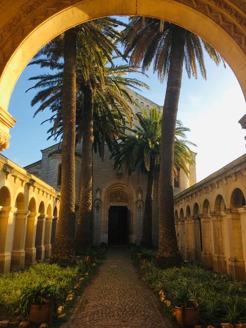 Basilique de l'île de Saint Honorat @ Lérins