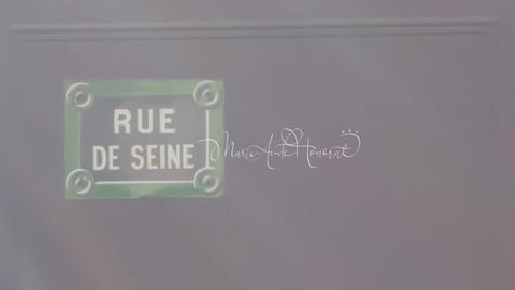My beloved Rue de Seine_MAH