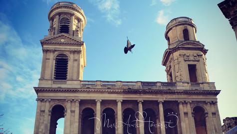 Beloved Saint Sulpice_MAH