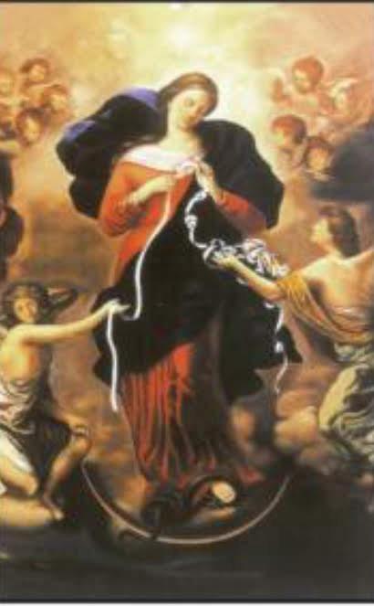 Notre Dame Qui Défait les Noeuds