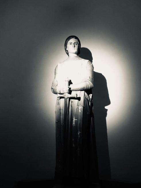 Jeanne d'Arc @ Nice