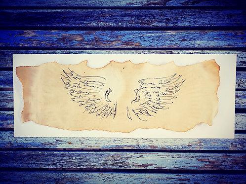 Tu me donnes des ailes