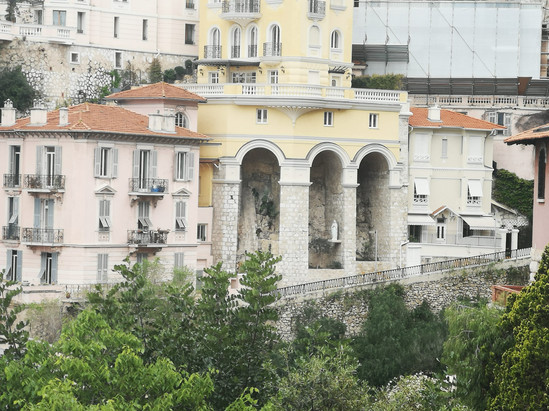 Statue de Marie @ Monaco