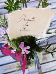 Merci la vie Flowers