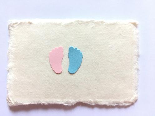 Petite carte fille ou garçon?