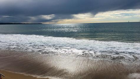 Sea sand caress_MAH