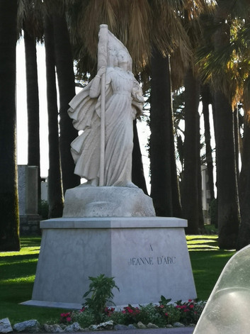 Jeanne d'Arc @ Cannes