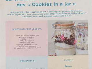 """""""Cookies in a jar"""""""