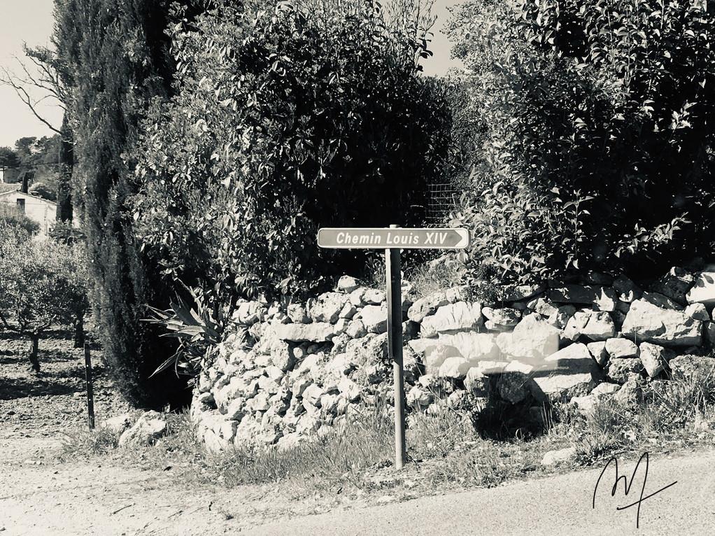 Chemin de pélérinage @ Cotignac