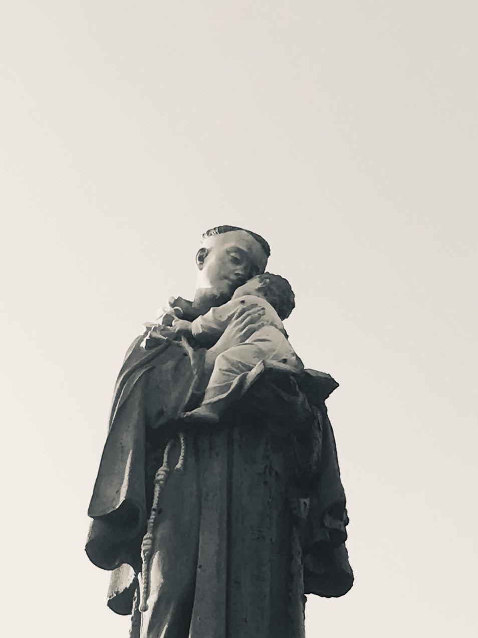 Saint Antoine @ Lérins