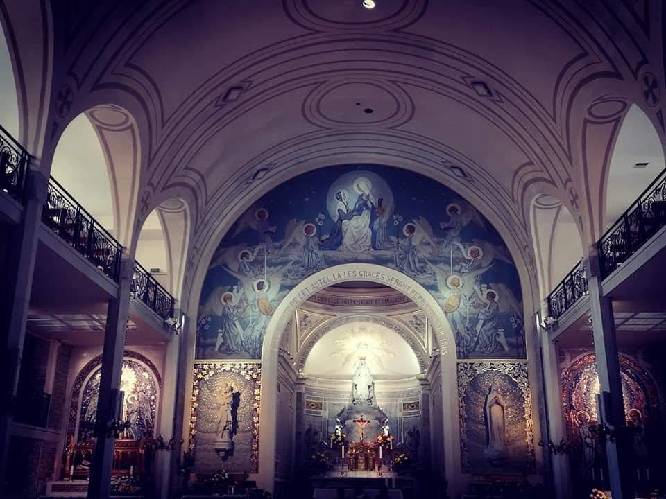 Chapelle de la Médaille Miraculeuse @ Paris
