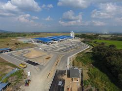 Drone sobre Aeropuerto de Ibagué