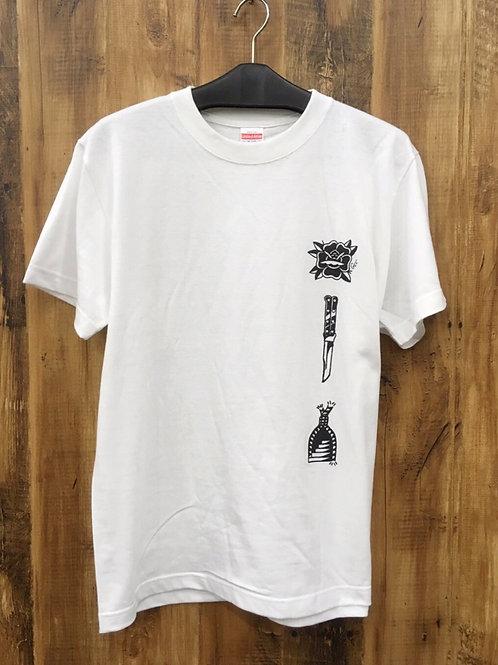 スリーポイントTシャツ