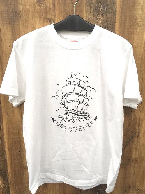 船Tシャツ