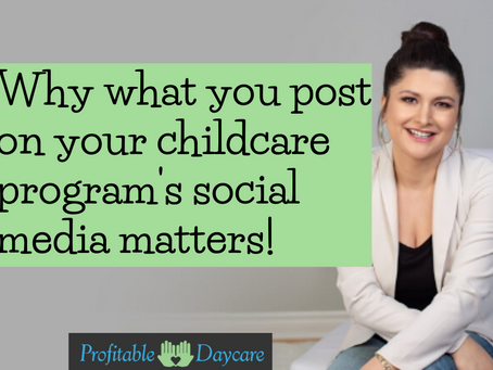 Why what you post on your social media matters!