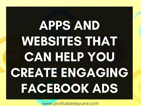 5 APPS or websites that can help you create awesome images and videos for your Facebook ads