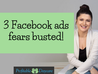 3 Facebook ads fears busted!