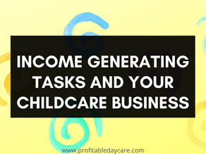 The income-generating engine in your childcare business