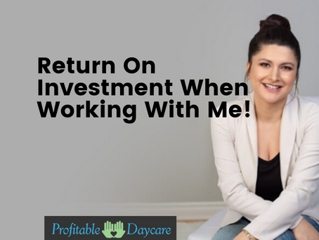 Will I Get  Return On My Investment When I Invest In A Marketing Consultant
