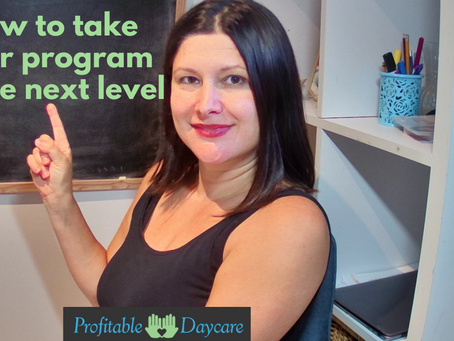 How to take your program to the next level