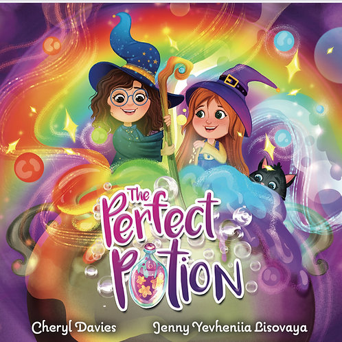 Pre-Order The Perfect Potion