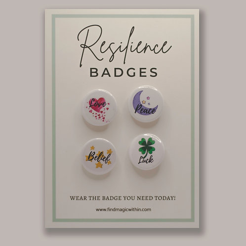 Resilience Badges Set 1