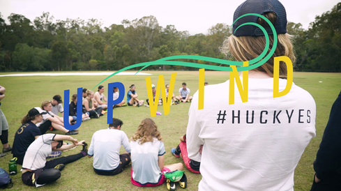 #HUCKYES Campaign - Upwind Ultimate