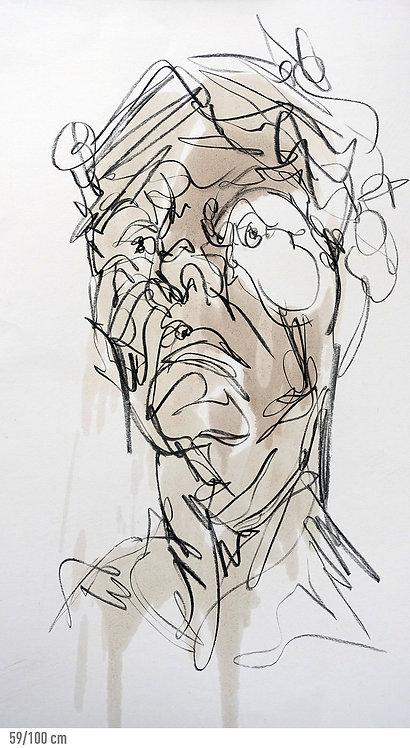 portrait - REF : VI-40-16