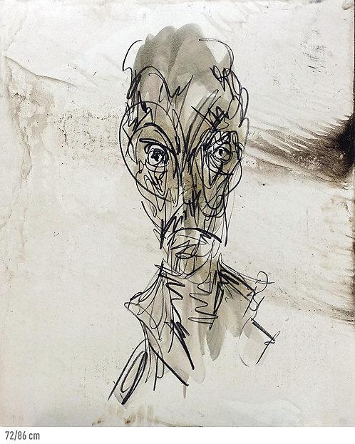 portrait - REF : VI-18-16